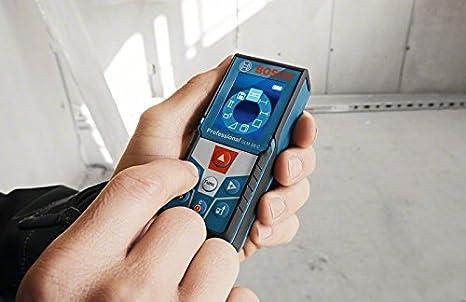 Laser Entfernungsmesser Tageslicht : Bosch professional laser entfernungsmesser glm c messbereich