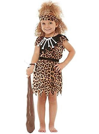Funidelia Disfraz de cavernicola: Amazon.es: Juguetes y juegos