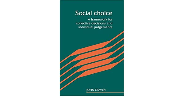 social choice craven john