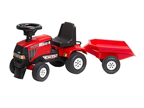 Falk Case IHCVX 120 Tractor and Trailer Ride-on
