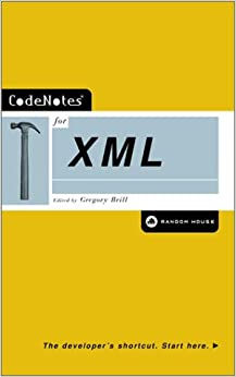 CodeNotes for XML (Codenotes Series)
