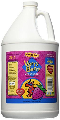 Crazy Dog Shampoo Verry 1 Gallon product image