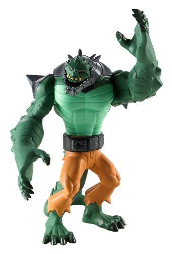 Batman Power Attack Mission Toxin Blaster Swamp Raider Killer Croc Figure ()