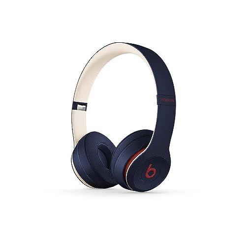 Beats Solo3 Wireless ワイヤレスヘッドホン - Beats Club Collection - クラブネイビー