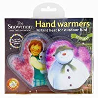 The Snowman and The Snowdog Twin Pack handwarmers