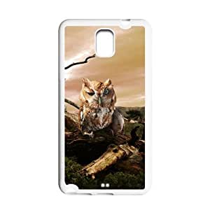 Personalized Styles of Owl Case for SamsungGalaxy Note3 TPU