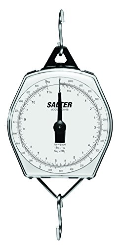 Salter Brecknell 235-6S-220/100 Dual-Marked Mechanical Ha...