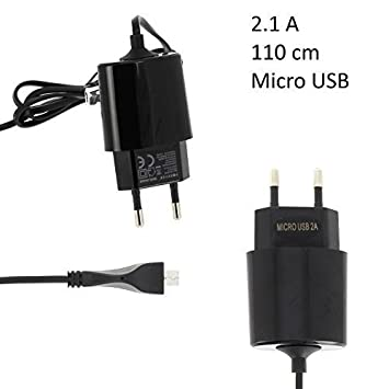 Acce2S Cargador micro USB 2 A Hielo para teléfono Twist ...