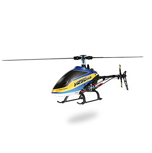 222 Scale Bell - GoolRC Walkera V450D03 6CH 450 RC FBL Helicopter Without Transmitter BNF (Walkera Helicopter,Walkera V450D03,450 Helicopter)