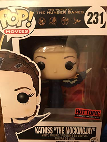 Funko The World Of The Hunger Games Pop! Movies Katniss The Mockingjay Vinyl Figure Hot Topic Exclusive Pre-Release
