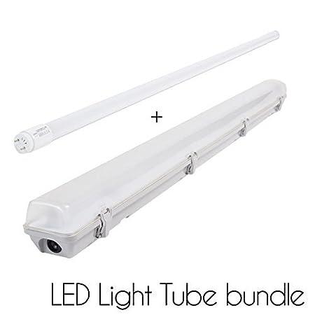 Led tube light bundle t8 4ft5ft pack of 1 or 2 18w24w 150w led tube light bundle t8 4ft5ft pack of 1 or 2 18w publicscrutiny Choice Image