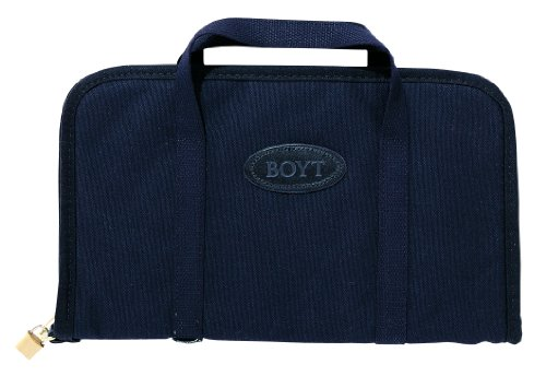 Boyt Harness Rectangular Handgun Case (Black, -