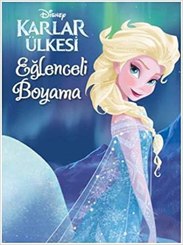 Disney Karlar Ulkesi Eglenceli Boyama Kolektif 9786050956962