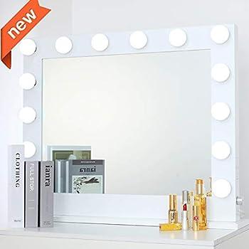 Amazon Com Icreat Vanity Mirror With Lights Hollywood