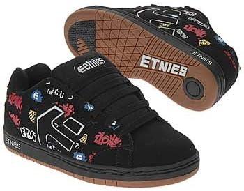 Amazon.com | Etnies Kid Cinch Sneaker