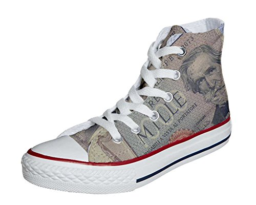 Converse Customized - zapatos personalizados (Producto Artesano) Vecchio Conio