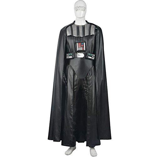 Glam Cos Episode III (ROTS) - Vader Male Cosplay Costume - Hayden Christensen -