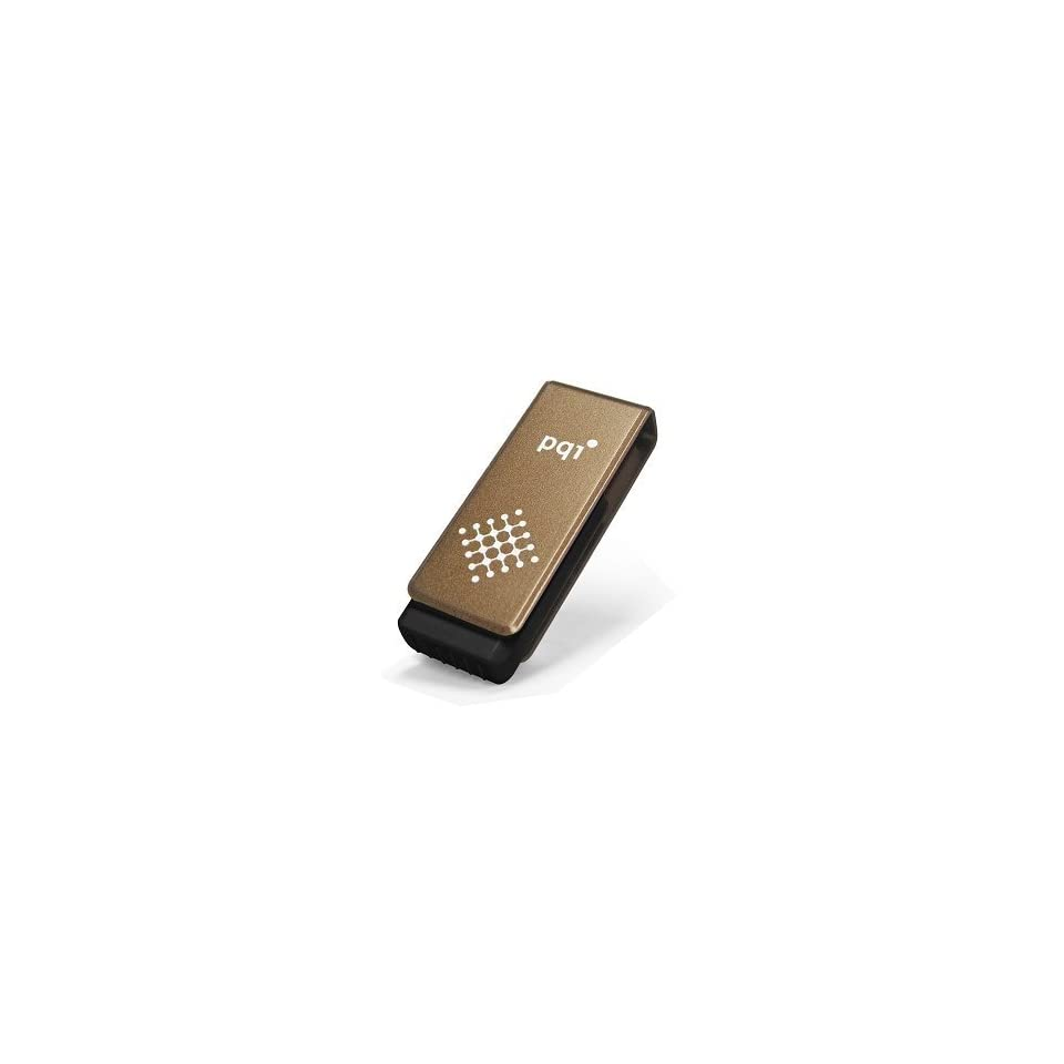 PQI U262 4GB USB Flash Drive (6262 004GR4008)