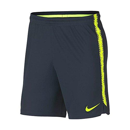- Nike 2018-2019 Brazil Dry Squad Training Shorts (Armory Navy) - Kids