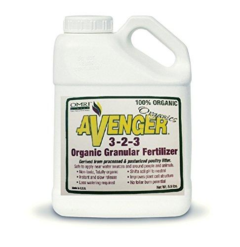 Avenger Organics Granular Fertilizer 6 lb. Jug