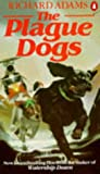 The Plague Dogs by Richard Adams front cover