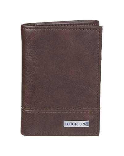 Dockers Security Blocking Capacity Trifold