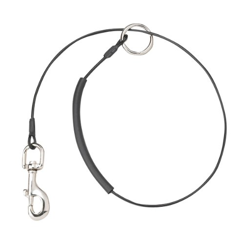 Top Performance Cable Choker Grooming Restraints - Heavy-Duty Restraints for Safely Securing Dogs During Grooming, 36