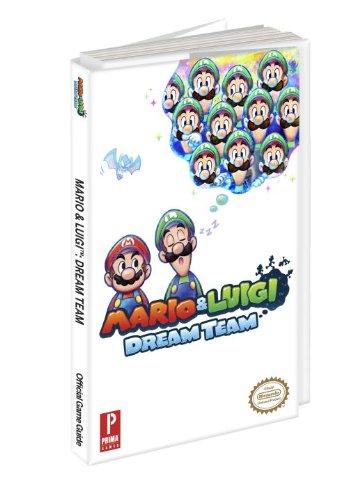 Read Online Mario & Luigi: Dream Team: Prima Official Game Guide PDF