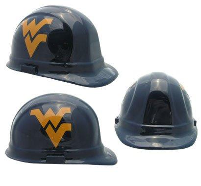 WinCraft NCAA West Virginia University Packaged Hard Hat