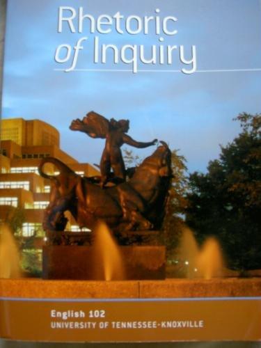CP Rhetoric of Inquiry
