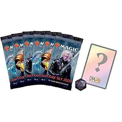 Magic The Gathering Core Set 2020 Prerelease Kit: Toys & Games