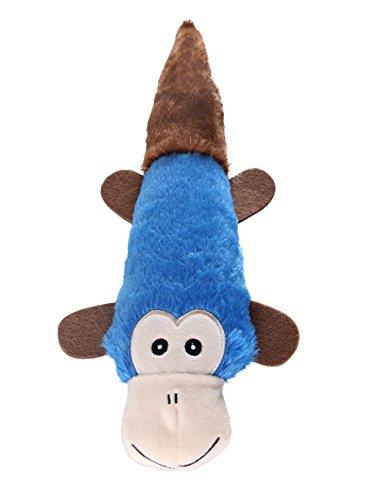 IFOYO Plush Dog Toy, Dog Squeaky Toy Long Monkey Dog Toy Lar