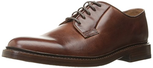 (FRYE Men's Jones Oxford, Brown, 10.5 D US)