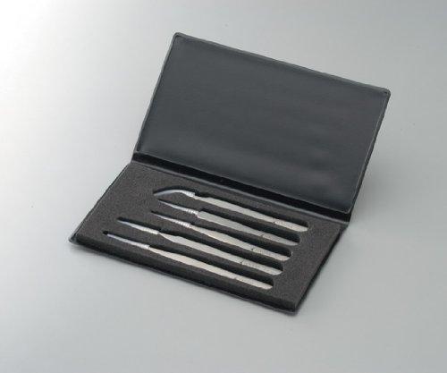 IDEAL-TEK1-6691-04特殊鋼ピンセットキットNCセット5本組 B07BD3P7XP