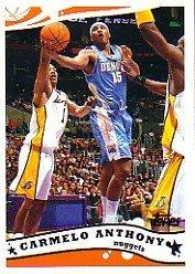 2005 06 Topps Denver Nuggets Basketball Cards Team Set (9 Cards) Including Kenyon Martin, Carmelo Anthony, and more 06 Topps Team Basketball Card