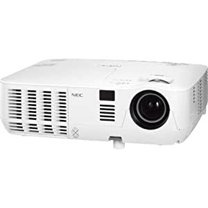 NEC 2600-lumen High-Brightness Mobile Projector (NP- V260 )