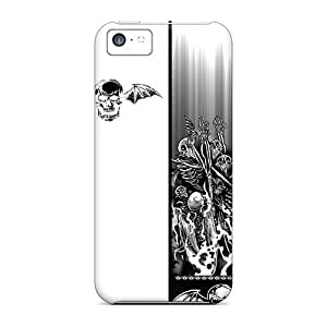 Durable Avenged Sevenfold Back Cases/covers For Iphone 5c