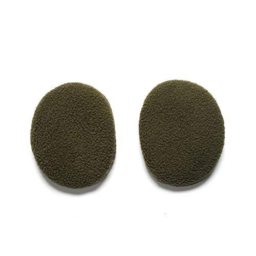 EarCaps Fleece Bandless Ear Warmers/Ear Muffs For Men & Women (Treetop, -