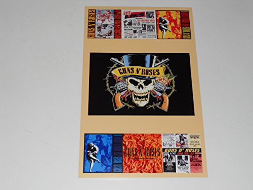 guns n roses use your illusion poster