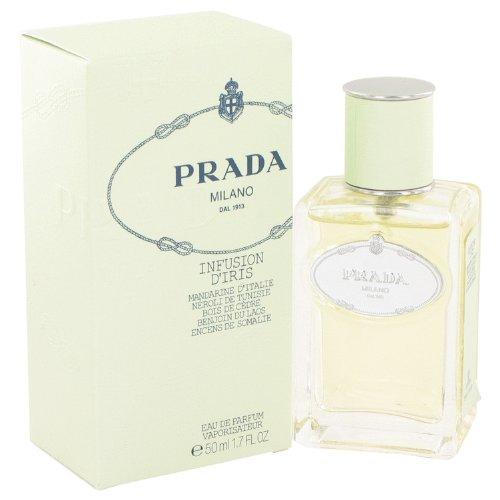 Prada Infusion D'iris by Prada Women's Eau De Parfum Spray 1.7 oz - 100% - Prada Milano