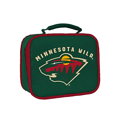 fan products of Officially Licensed NHL Minnesota Wild Sacked Lunch Cooler