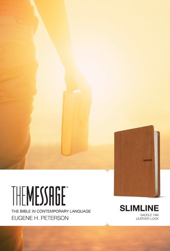 The Message Slimline edition - Message Bible Shopping Results