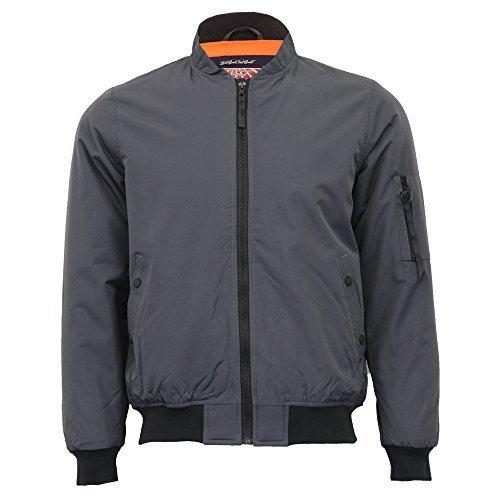 Tokyo Laundry Men's Jacket 1J9787 Grey X Large