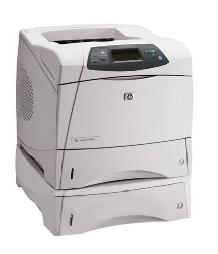 HP LaserJet 4200TN Printer (Refurbished) (Certified - 4200tn Printer Hp