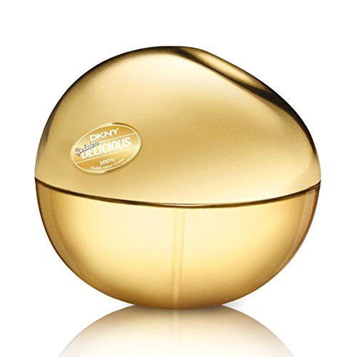 DKNY Golden Delicious For Women 1.7 oz EDP -Bottle Only- -Free Name Brand Sample-Vials With Every Order-
