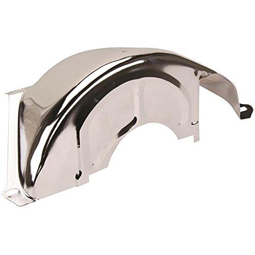 GM 700R4 Flexplate/Flywheel Dust Cover-Chrome