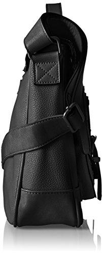 velvet Messenger black Bag Ankenbauer Aldo w1CZqxIW