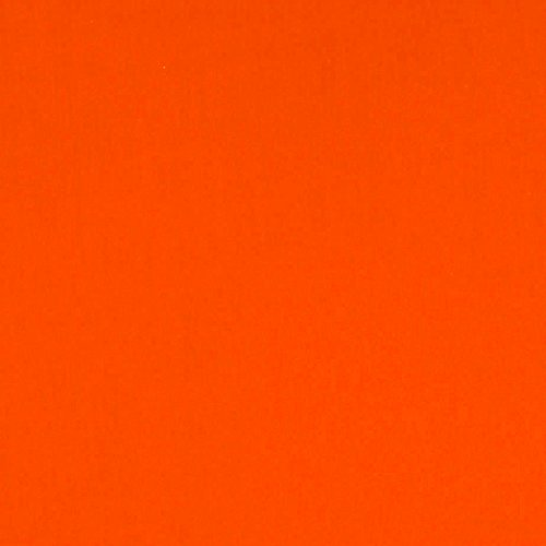 Michael Miller Cotton Couture Broadcloth Lava Orange Fabric by The -