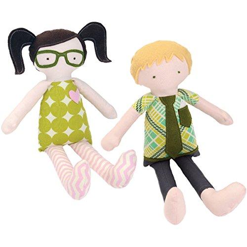 (Sizzix Bigz Dies Fabi Edition-Xl Die 25 - Doll By Kid Giddy)