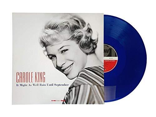 It Might As Well Rain Until..  (Blue Vinyl) Carole King
